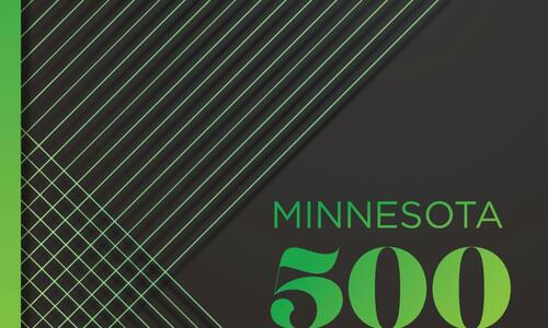Minnesota 500 Cover Issue