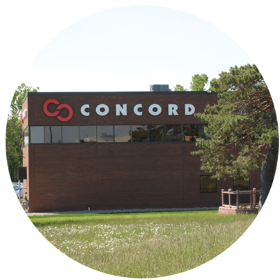 Concord New Office